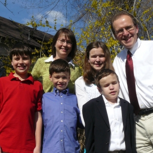 Knight Family_Picture_2011