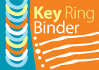 RK Key Ring Binder Icon