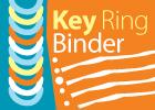 RK Key Ring Binder Icon