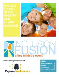 Inclusion Fusion Magazine