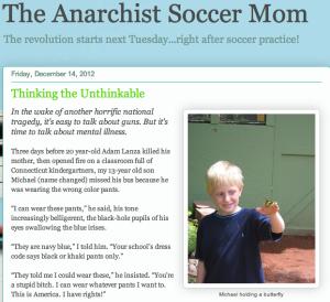 Anarchist Soccer Mom