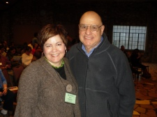 Katie and Tony Campolo