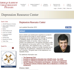 Depression Resource Center