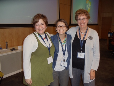 Nella, Katie and Annie