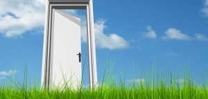 Key Ministry Door