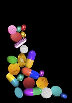 More pills