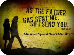 So I Send You Key Ministry