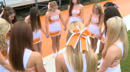 Tennessee High School Cheerleaders