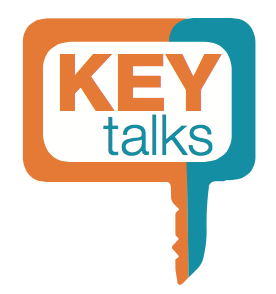 Key Talks Orange Blue