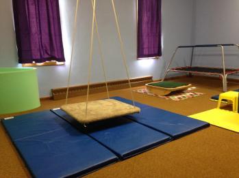 Stumbo sensory room