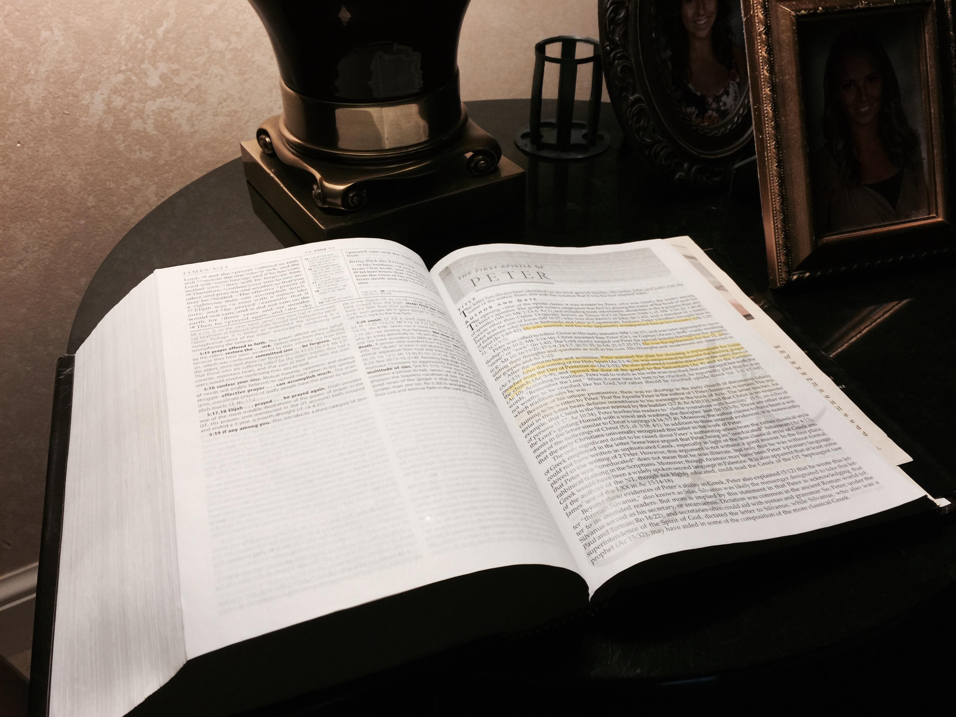 15 Helpful Bible Verses About Mental Illness