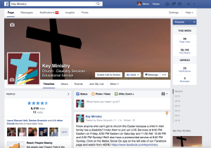 KM Facebook Page