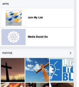 Media Social app