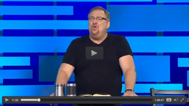 Rick Warren 2013