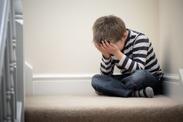 Childhood trauma and PTSD shutterstock_268132268