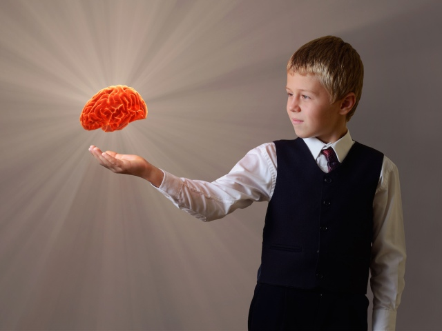 Child's Brain PTSD shutterstock_114591085
