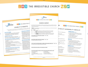 Irresistible Church forms