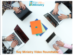 Key Ministry Video Roundtable
