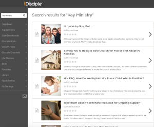 Key Ministry iDisciple